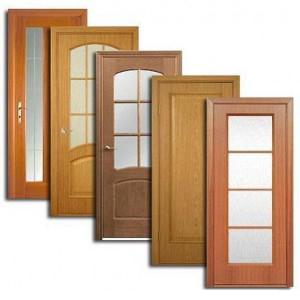 Двери, дверные блоки Лесного