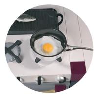 Кафе Ермак - иконка «кухня» в Лесном